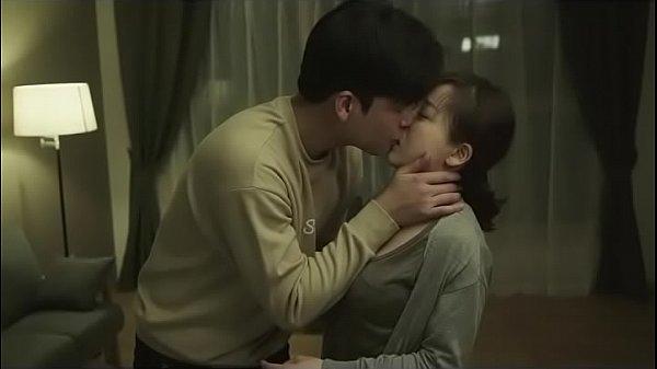 Real Korean Mom and Son Sex At Home Porno